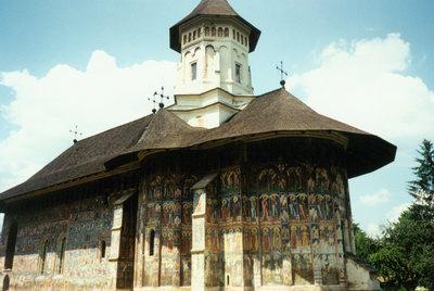 I monasteri della Bucovina