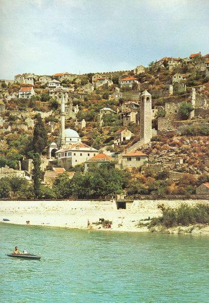 Pocitelj, il cuore turco della Bosnia