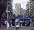 Respirando l'alba di Belgrado