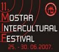 11° Festival Interculturale di Mostar (25.06 – 30.06.2007)