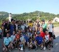 Finita la quinta maratona ciclistica Bihać – Srebrenica