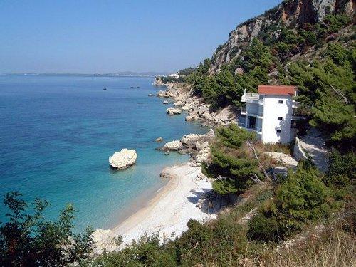 Albania – la spiaggia di fronte – dal 15 al 22 agosto 2010