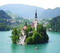Bled, isolloto