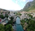 Presentazione virtuale del centro storico di Mostar