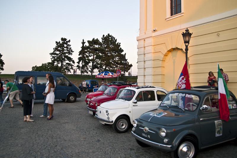 La Fortezza di Petrovaradin