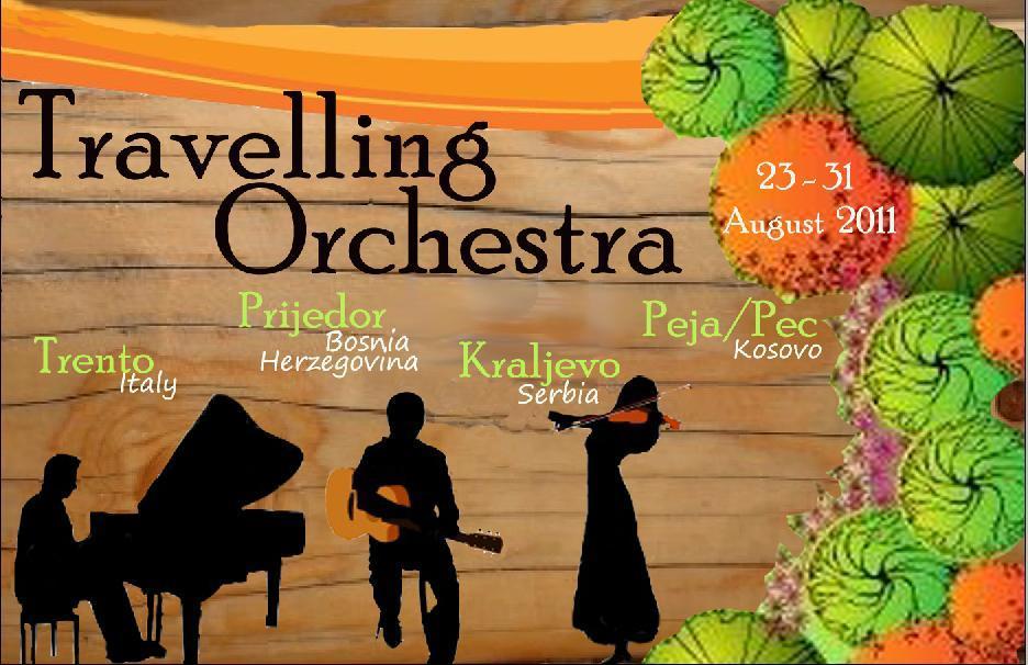 L'orchestra itinerante
