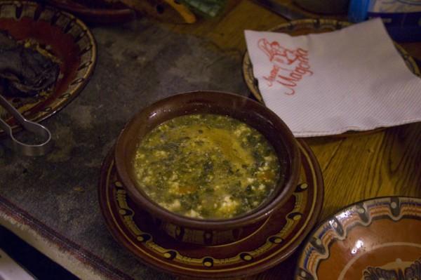 Supa ot kopriva