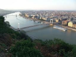 L'estate di Budapest.