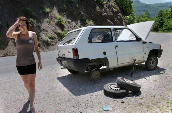 Ancora Balcani / Parte 1