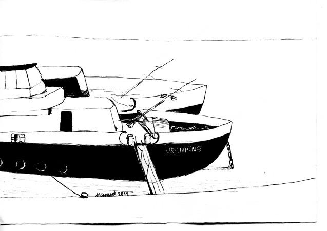 Le barche di Milan