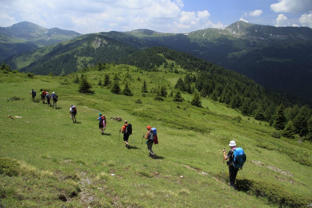 Trekking nelle Alpi Albanesi. Dal 2 al 9 agosto 2014.