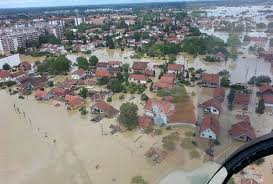 Insieme per l'alluvione in Bosnia-Erzegovina e Serbia