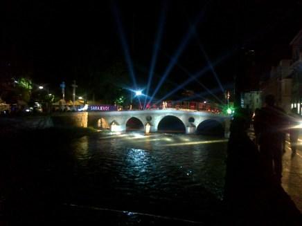 Sarajevo. Diario di un viaggio nel viaggio.