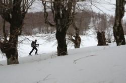 Magia d'inverno sulle montagne tra Kosovo e Montenegro