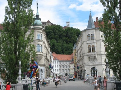Lubiana e Zagabria – la via delle Capitali: dall'Impero alla nuova europa. Dal 8 al 10 maggio 2015