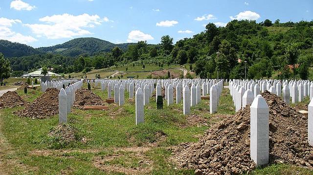 Le stelle di Srebrenica. Dal 9 al 13 luglio 2015
