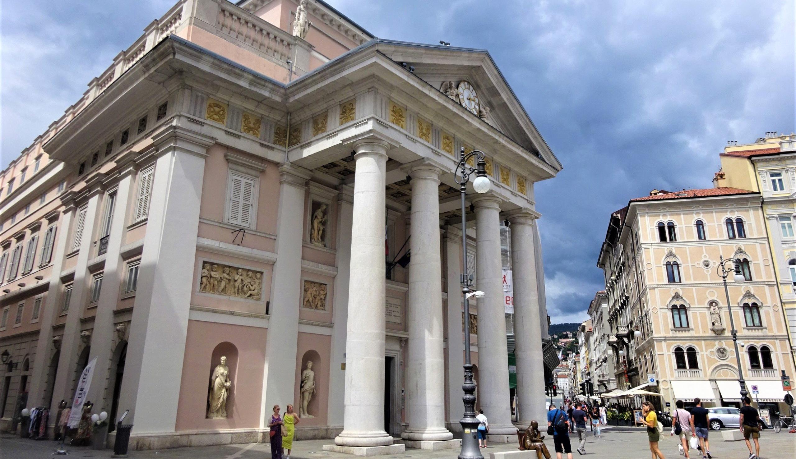 Trieste e l'Istria vicina