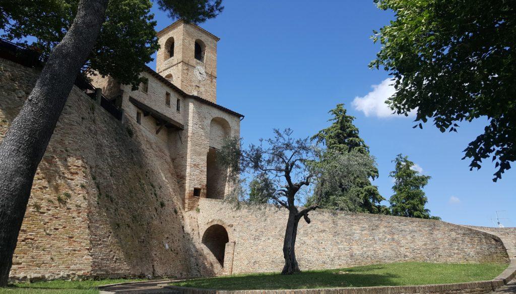 Viaggiare l'Italia - Castello di Montegridolfo